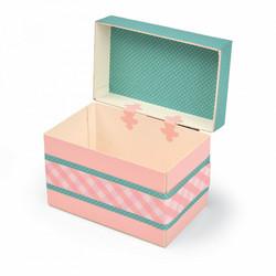 Sizzix Bigz stanssi Box, Treasure