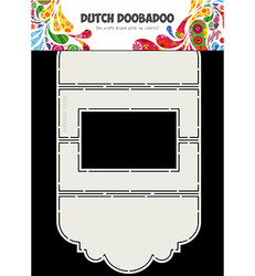Dutch Doobadoo Shape Art Spinnet -sapluuna
