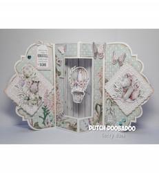 Dutch Doobadoo Shape Art Spinnet -sapluuna