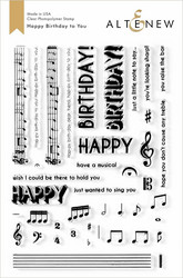 Altenew Happy Birthday to You -leimasinsetti