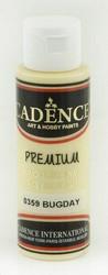 Cadence Premium Acrylic -akryylimaali, sävy Wheat, 70 ml