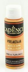 Cadence Premium Acrylic -akryylimaali, sävy Light Orange, 70 ml