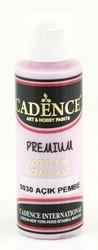 Cadence Premium Acrylic -akryylimaali, sävy Light Pink, 70 ml