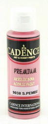 Cadence Premium Acrylic -akryylimaali, sävy Bubblegum Pink, 70 ml