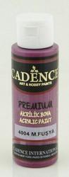 Cadence Premium Acrylic -akryylimaali, sävy Magenta 70 ml