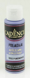 Cadence Premium Acrylic -akryylimaali, sävy Paris Violet  70 ml