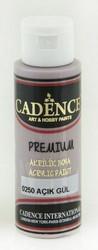 Cadence Premium Acrylic -akryylimaali, sävy Light Rose, 70 ml