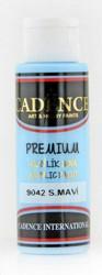 Cadence Premium Acrylic -akryylimaali, sävy Sky Blue, 70 ml