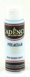 Cadence Premium Acrylic -akryylimaali, sävy Baby Blue, 70 ml