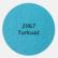 Cadence Premium Acrylic -akryylimaali, sävy Turquoise, 70 ml