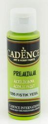 Cadence Premium Acrylic -akryylimaali, sävy Pistachio Green, 70 ml