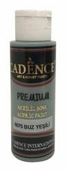 Cadence Premium Acrylic -akryylimaali, sävy Ice Green, 70 ml