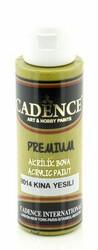 Cadence Premium Acrylic -akryylimaali, sävy Henna Green, 70 ml