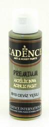 Cadence Premium Acrylic -akryylimaali, sävy Walnut Green, 70 ml