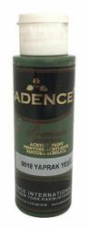 Cadence Premium Acrylic -akryylimaali, sävy Leaf Green, 70 ml
