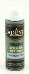 Cadence Premium Acrylic -akryylimaali, sävy Crocodile Tear, 70 ml