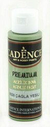 Cadence Premium Acrylic -akryylimaali, sävy Almond Green, 70 ml