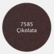 Cadence Premium Acrylic -akryylimaali, sävy Chocolate, 70 ml