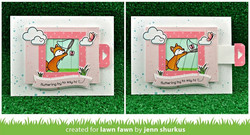 Lawn Fawn stanssisetti Magic Picture Changer