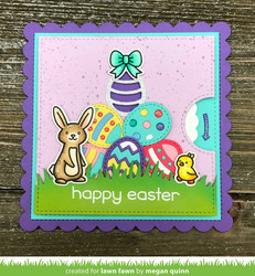 Lawn Fawn stanssisetti Mini Easter Eggs