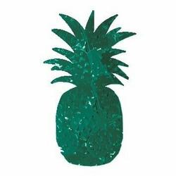 Aladine Izink Glitter -koristeet, Green Pineapple