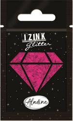 Aladine Izink Glitter -koristeet, Pink Hearts