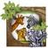 Stampendous leimasin Safari Sighting