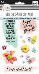 Mambi Happy Planner tarrat Empowering Women