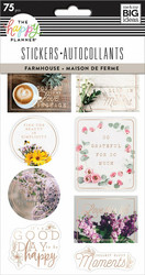 Mambi Happy Planner tarrat Farmhouse