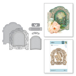 Spellbinders stanssisetti Grand Vaulted Cabinet