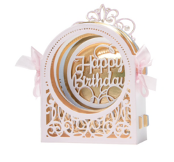 Spellbinders stanssisetti Grand Dome 3D Card