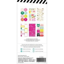 Heidi Swapp Memory Planner -tarrakirja Color Fresh