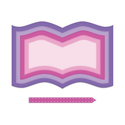 Heartfelt Creations Booklet Basics -stanssisetti