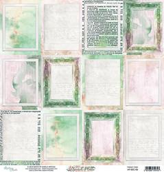 Mintay skräppipaperi Secret Place 06