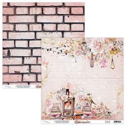 Mintay skräppipaperi Dear Diary 03
