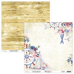 Mintay skräppipaperi Marina 01