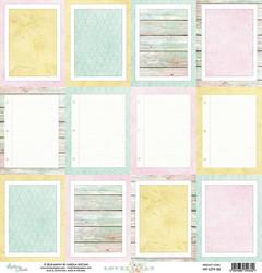 Mintay skräppipaperi Lovely Day 06