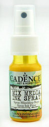 Cadence Mix Media Ink Spray, sävy Yellow