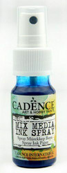 Cadence Mix Media Ink Spray, sävy Blue