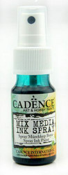 Cadence Mix Media Ink Spray, sävy Green