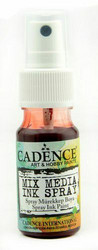 Cadence Mix Media Ink Spray, sävy Red