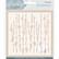Card Deco Essentials sapluuna Bamboo Grass