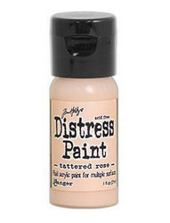 Distress Paint, sävy tattered rose