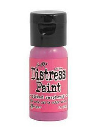 Distress Paint, sävy picked raspberry
