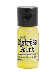 Distress Paint -akryylimaali, sävy squeezed lemonade