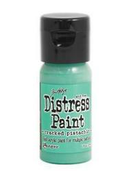 Distress Paint -akryylimaali, sävy cracked pistachio