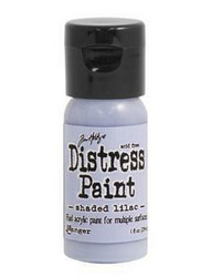 Distress Paint -akryylimaali, sävy shaded lilac