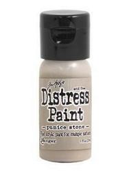 Distress Paint -akryylimaali, sävy pumice stone