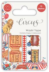 Craft Consortium Circus Washi -teipit