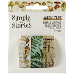 Simple Stories Vintage Great Escape washiteipit